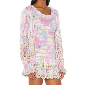 LoveShackFancy Dresses - NWT LoveShackFancy Celia dress multicolor L